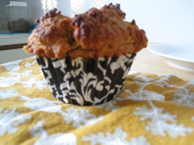 Gluten Free Muffins | The Polka-dot Maven