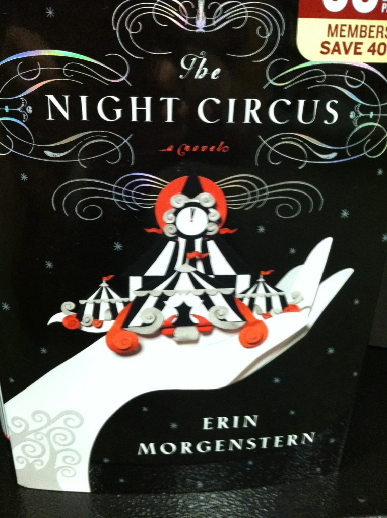 The Night Circus | The Polka-dot Maven
