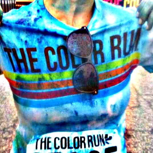 Cleveland Color Run Pros and Cons